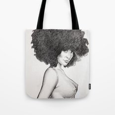 Nude girl 6 Tote Bag