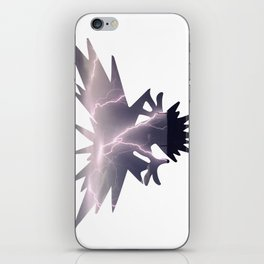 Zapdos The Legendary Bird iPhone Skin