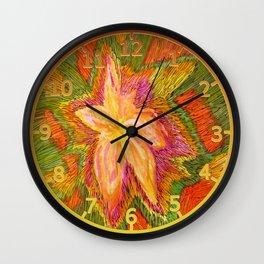 Voice of the Third Spirit Wall Clock