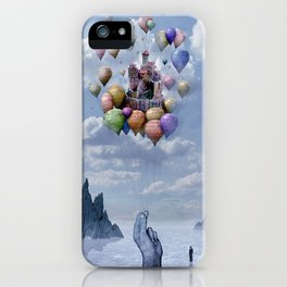 Sweet Castle iPhone Case