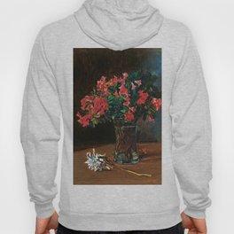 Flower Vase - Wilhelm Trubner Hoody