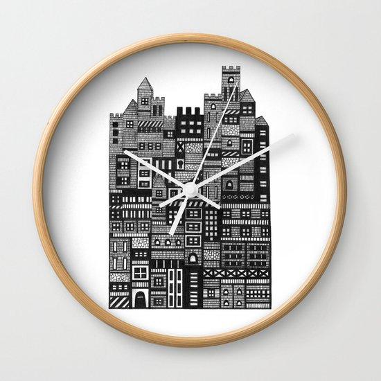 Castle Infinitus Wall Clock