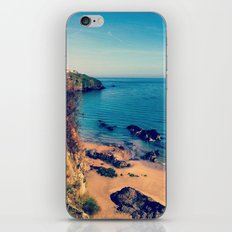 Ripples Of The Ocean iPhone & iPod Skin