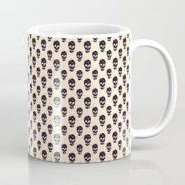 Florish Skull Coffee Mug
