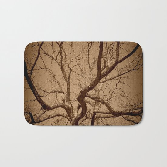 Haunted Tree Bath Mat