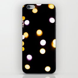 THE   VERSION   OF MINE iPhone Skin