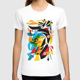 pajaros T-shirt