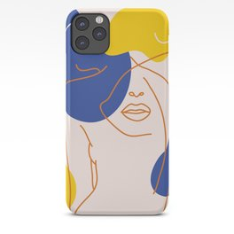 But try running through the fields of my mind. iPhone Case