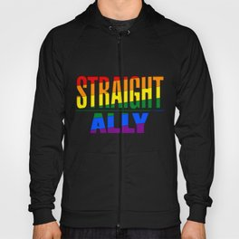 Straight Ally Hoody