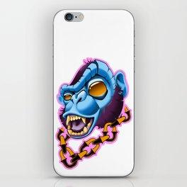 G Rilla iPhone Skin
