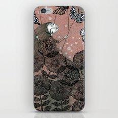 Night Garden (1) iPhone Skin