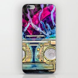 Synesthesia iPhone Skin