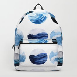 Sea view Backpack