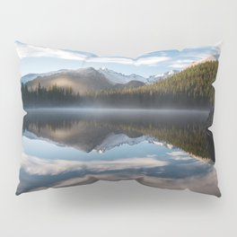 Bear Lake - Rocky Mountain National Park Pillow Sham