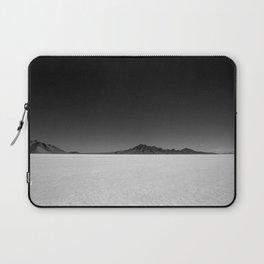 Bonneville Salt Flats Laptop Sleeve