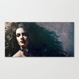 Yennefer of Vengerberg 3 Canvas Print