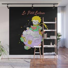Le Petit Lecteur - The Little Reader Wall Mural
