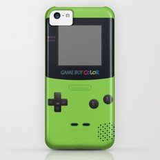 GAMEBOY Color - Green iPhone 5c Slim Case