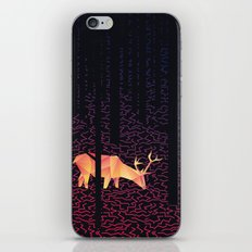 The flood iPhone & iPod Skin