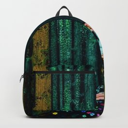 In the Midst of the Gloom of the Enchanted Woods by Kay Nielsen Backpack
