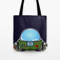 Infinity & Beyond Tote Bag