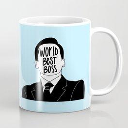 WORLD BEST BOSS Coffee Mug