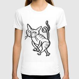 twisty kat T-shirt