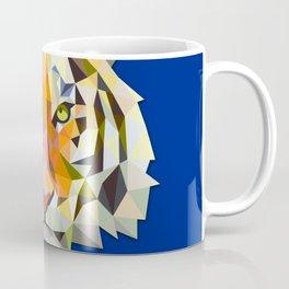 Graphic Tiger Coffee Mug