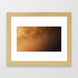 UP #1 Framed Art Print