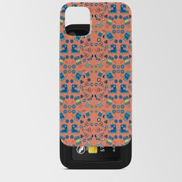 Sewing Symmetry iPhone Card Case