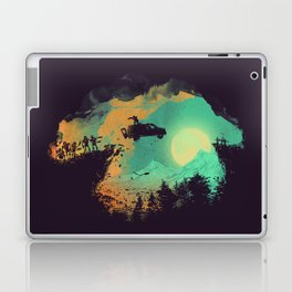 Leap of Faith Laptop & iPad Skin