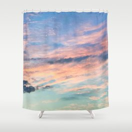 1587 Shower Curtain
