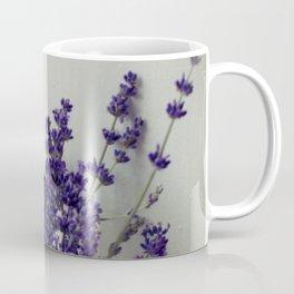 Lavender rustic Coffee Mug