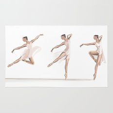 Ballet Dance Moves Rug