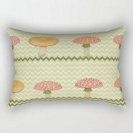 MARIO'S GARDEN Rectangular Pillow