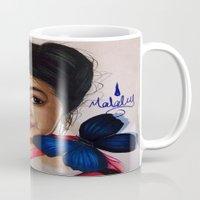 ahs Mugs featuring Ma Petite-AHS by MELCHOMM