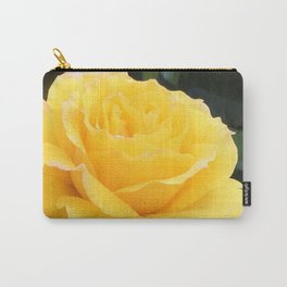 My Yellow Rose Carry-All Pouch