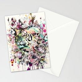 Interpretation of a dream - Tiger Stationery Cards