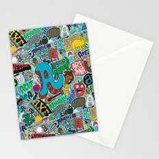 A Pattern Stationery Cards