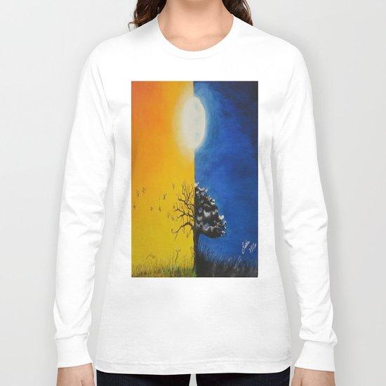 Sunset Sunrise Long Sleeve T-shirt