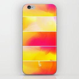 Astro Hue (Five Panels Series) iPhone Skin