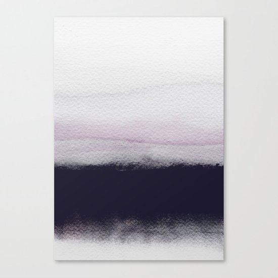 Abstract Landscape 04 Canvas Print