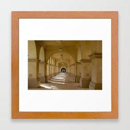 Balboa Framed Art Print