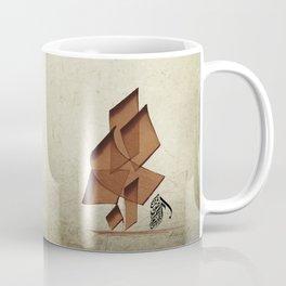 Arabic Calligraphy - Rumi - Beyond Coffee Mug