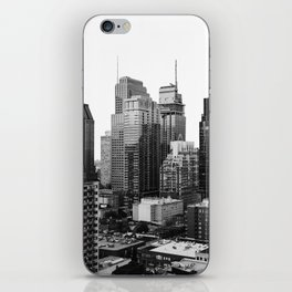 Montreal Québec, Canada City Skyline Downtown iPhone Skin