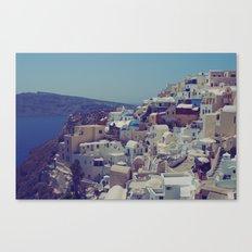 Oia, Santorini, Greece II Canvas Print