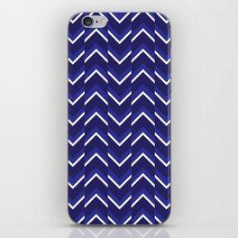 Blues iPhone Skin