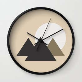 Giza Wall Clock