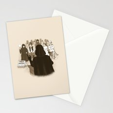 What is Thy Bidding? Stationery Cards