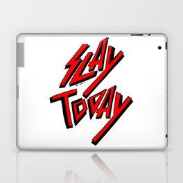 Slay Today (Red) Laptop & iPad Skin